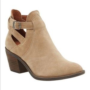 Lucky Brand bootie